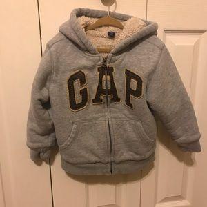 Gap boy zip up jacket